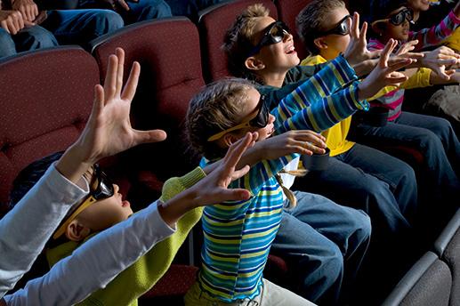 Sala IMAX 3D